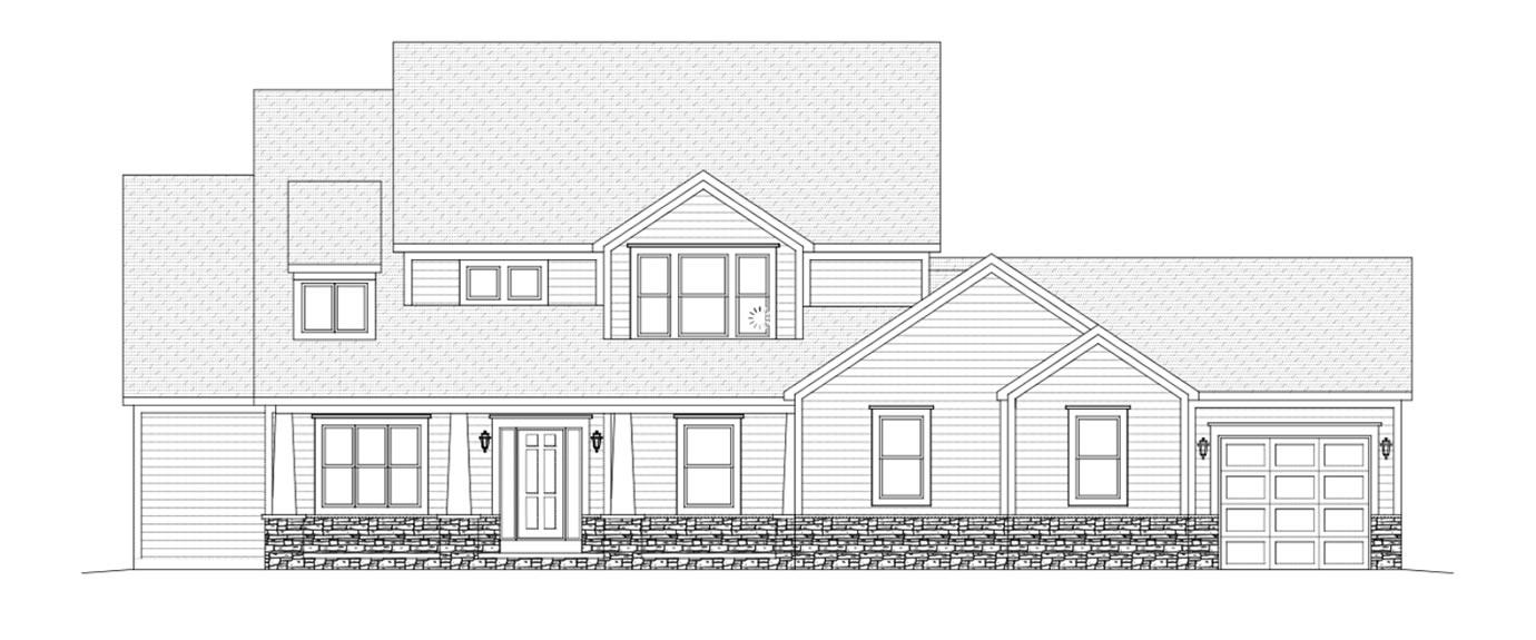 Site plan design & analysis, Preliminary Designs, Construction Documents (permit ready set)